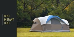 Best Instant Tents for Camping in Rain