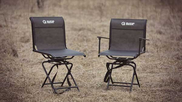 Benefits of Ground Blind Chairs