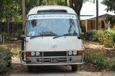 Safari Park AC Bus