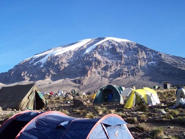 Kilimanjaro Climbing Lemosho Route