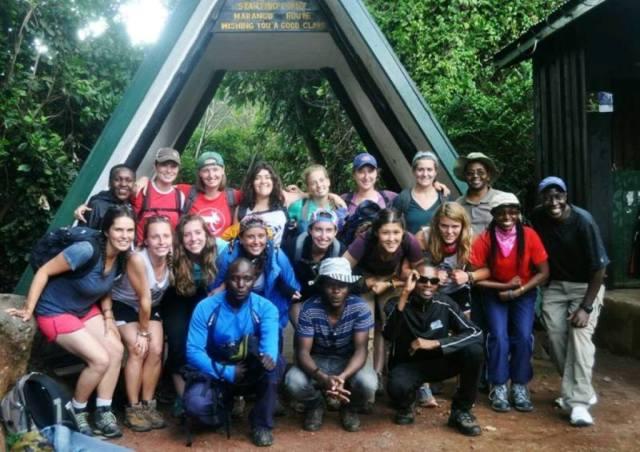Kilimanjaro climbing 6 days rongai route