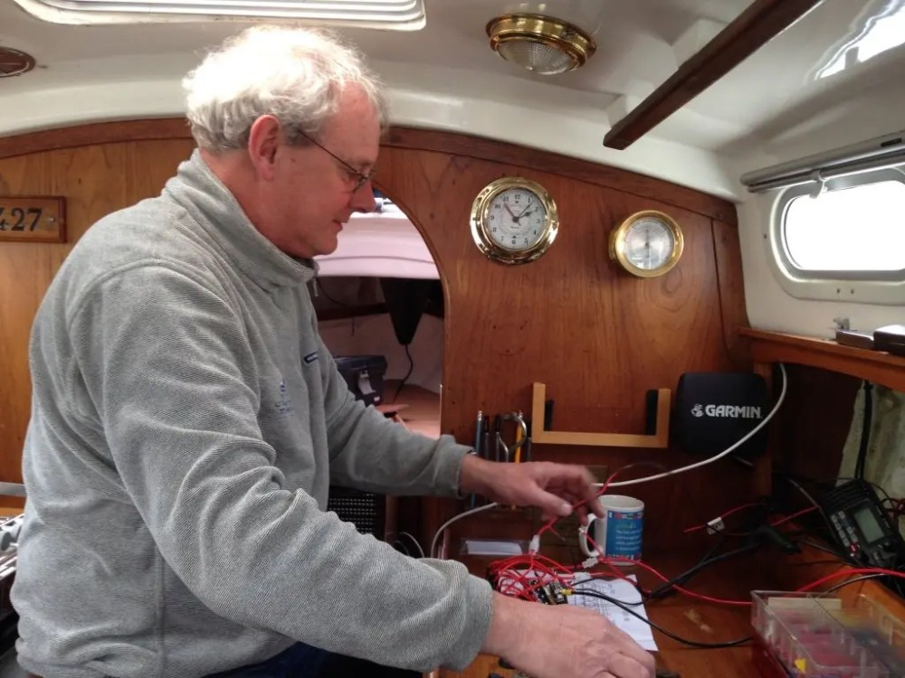 medium resolution of rewiring a contessa yacht
