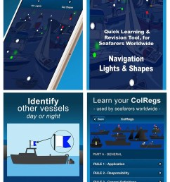note another app in this series colregs rules of the road covers the steering sailing rules and sound and light signals sections as specified in  [ 1100 x 1882 Pixel ]