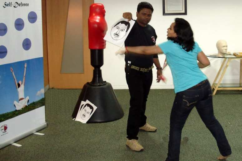 Corporate Self Defence workshop