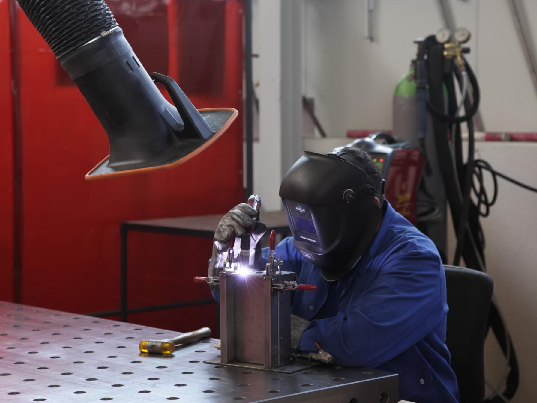 the optimum exhaust hood for optimum