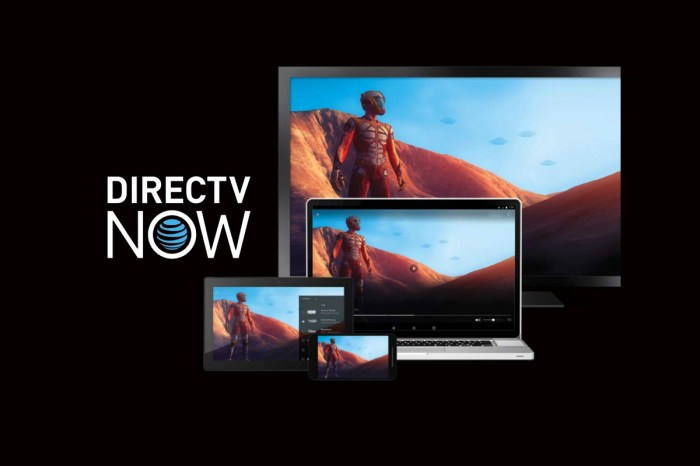 DirecTV NOW is Not Family Friendly Yet