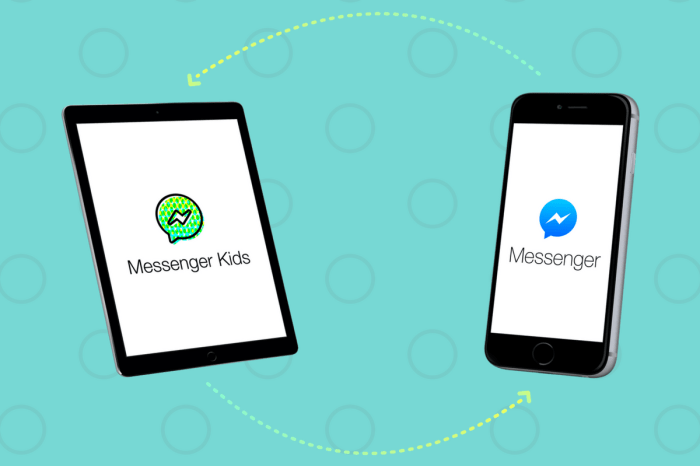 """Facebook's """"Messenger Kids"""" App Launches on Android"""