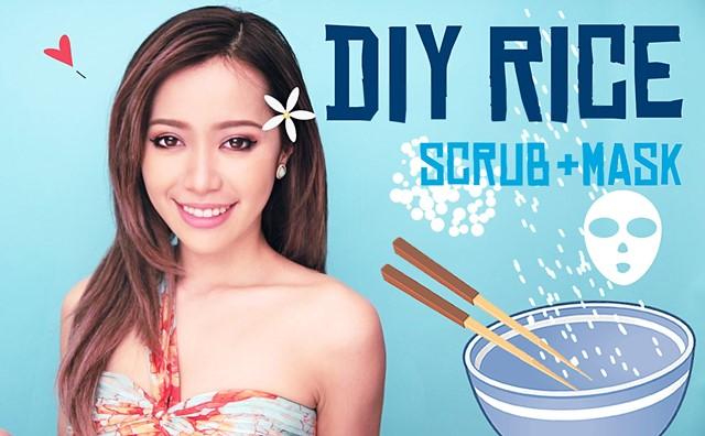 rupcare_rice scrub for bright skin