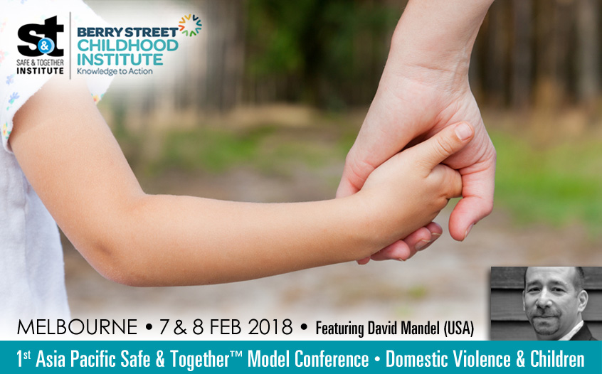 1st Asia Pacific Confence with Berry Street Childhood Institute