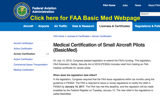 FAA Basic Med has Finally Arrived! – Aviation Ideas and Discussion!