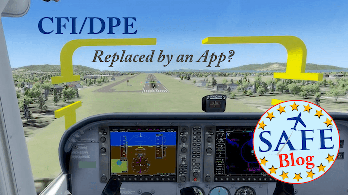 Pilot/CFI/DPEs Replaced By Technology?