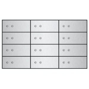 Falcon Safe Deposit Locker FSDL 120510