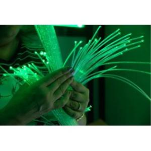 LUMINEA FIBRE OPTICS Ideal for learning cause and effect, recognizing colours and activities that encourage communication. Thanks to LED technology, the fibre optics shine brightly through the strand in a broad range of bright colours.