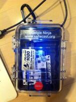 NetRAD based bGeige Ninja
