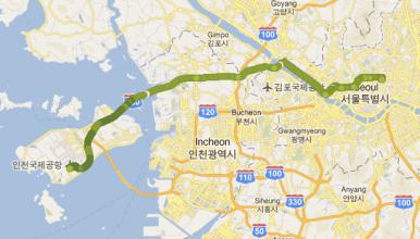 Safecasting Seoul, South Korea