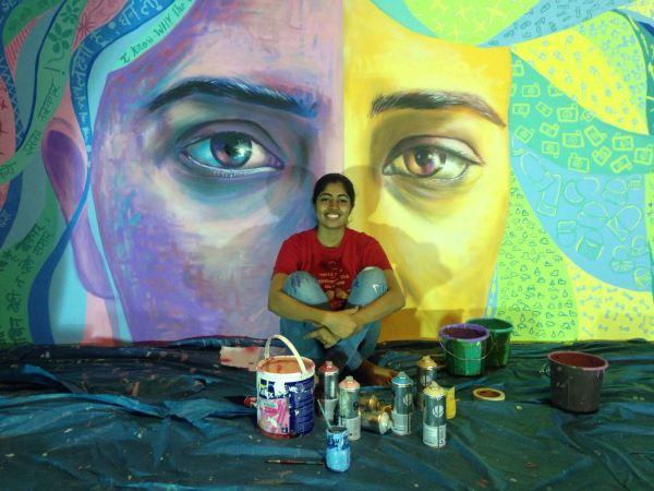 Women Empowerment Paintings