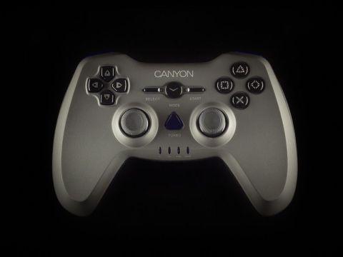 <b> 29.90 €</b>Canyon Gaming Wireless Gamepad 3 in 1 wireless