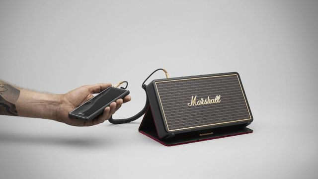 <b> 149.99 €</b>Marshall Stockwell Portable Bluetooth Speaker