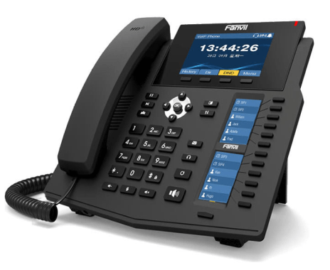 <b> 145,00 €</b>Fanvil X6 IP phone