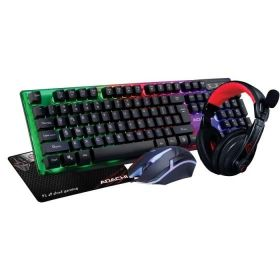 <b>34,90 €</b> Gaming Set 4 in1 Zeroground KB-1800GUHMS ADACHI