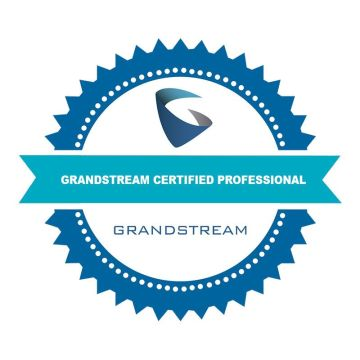 Η Safecom πιστοποιημένη Grandstream Certified Professional Specialist in Networking Solutions