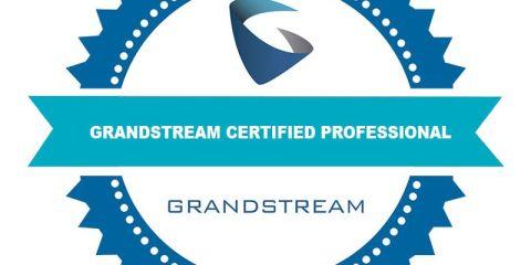 Η Safecom πιστοποιημένη Grandstream Certified Professional Specialist in Networking Solutions