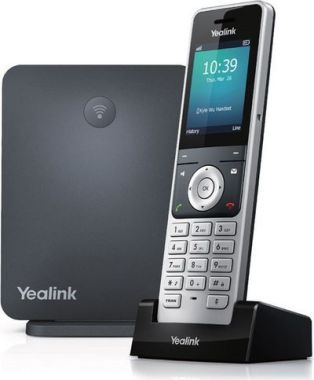 <b> 129,00 €</b>Yealink SIP-W60P High-performance Package DECT IP Phone