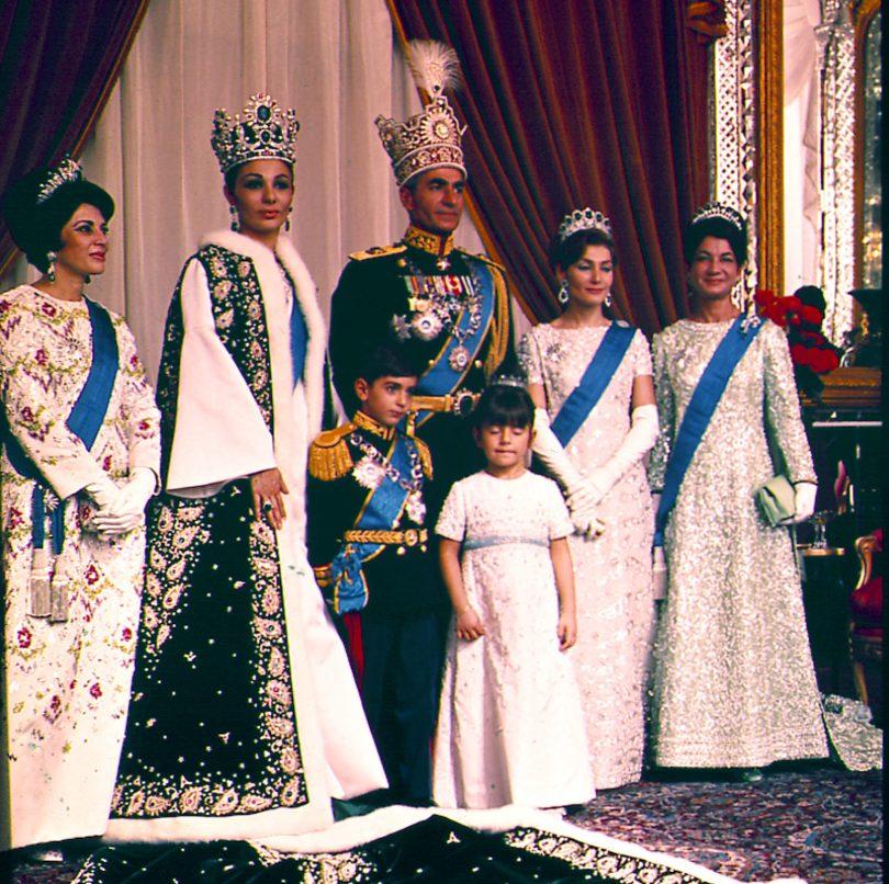 Mohammad reza pahlavi farah diba reza pahlavi farahnaz for Shah bano farah pahlavi