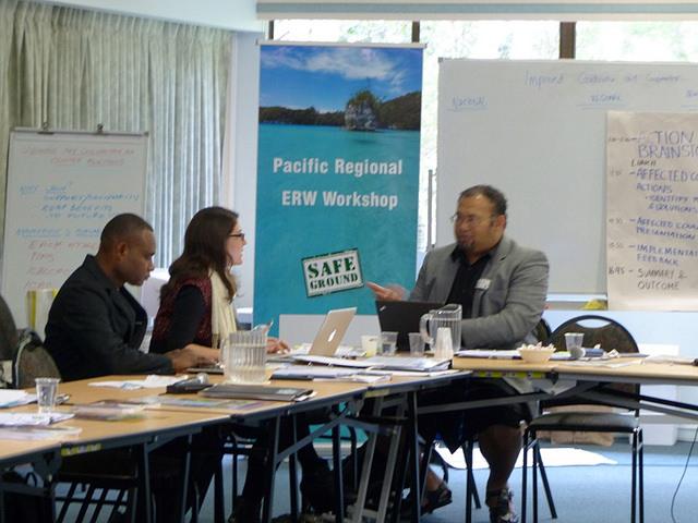 Remnants of war: Pacific workshop in Brisbane