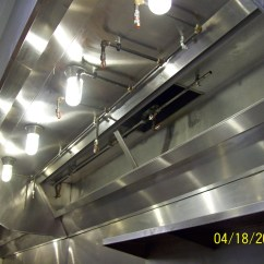 Commercial Kitchen Hood Installation Cheapest Wood For Cabinets Nfpa 96 Codes Safe Guard Exhaust