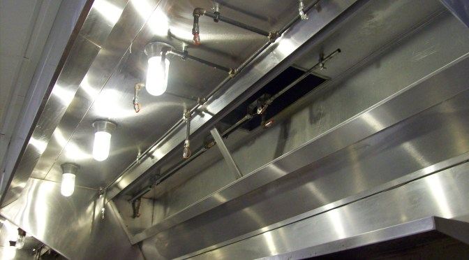 NFPA 96 Codes | Safe Guard Commercial Kitchen Hood Exhaust