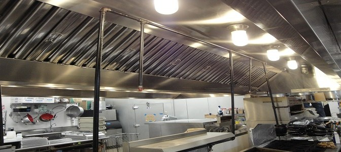 kitchen exhaust system cleaning
