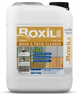 roxil wood patio cleaner 5 l