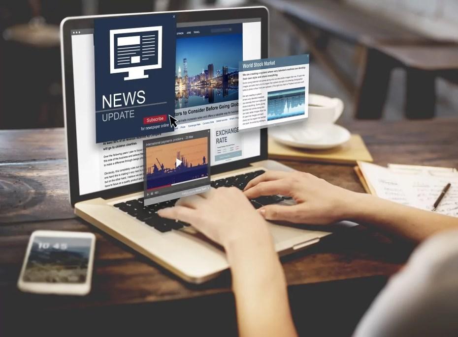 Renee Moodie, Safe Hands, Online Journalism