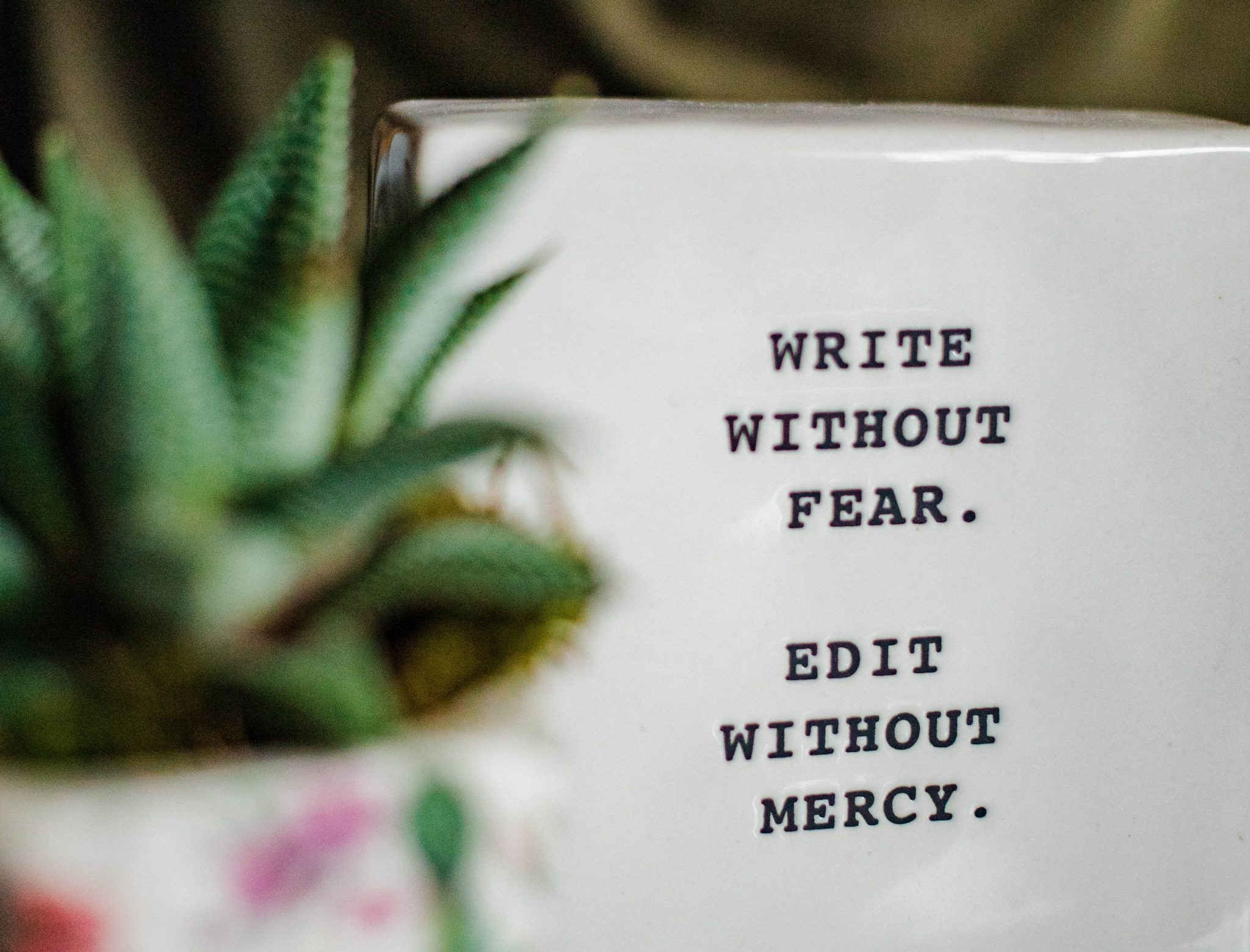 How to be a good editor – it's all in the routine