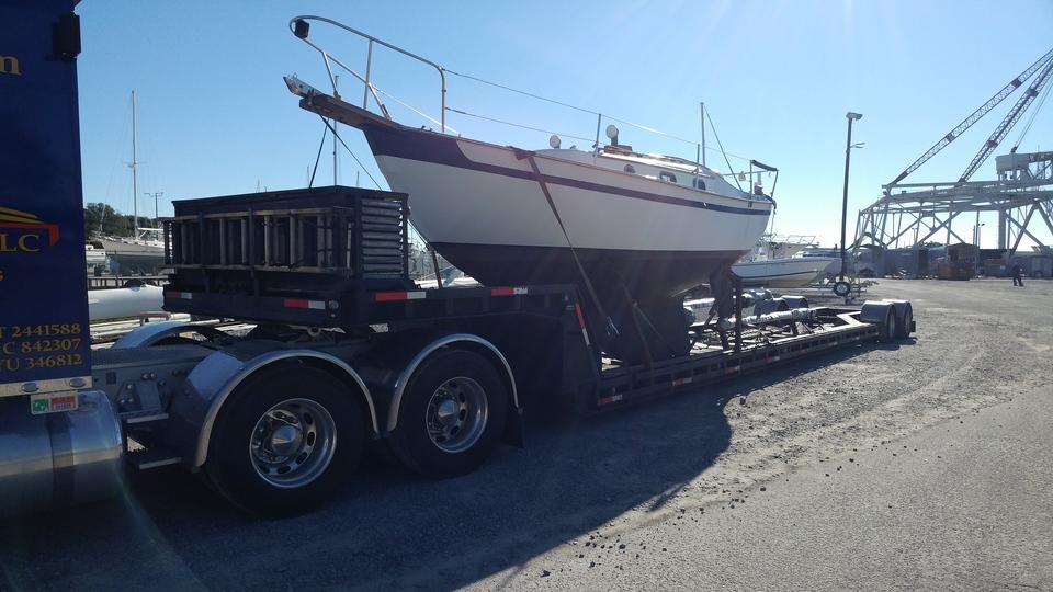 boat transport, boat transport service, boat transport pros