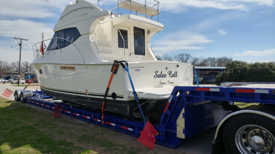 yacht transport, yacht delivery, boat transport companies, boat movers
