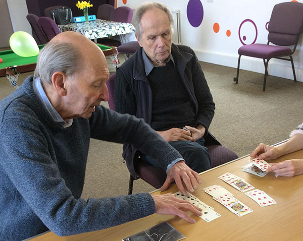 Activities at Safe Haven Dementia Centre