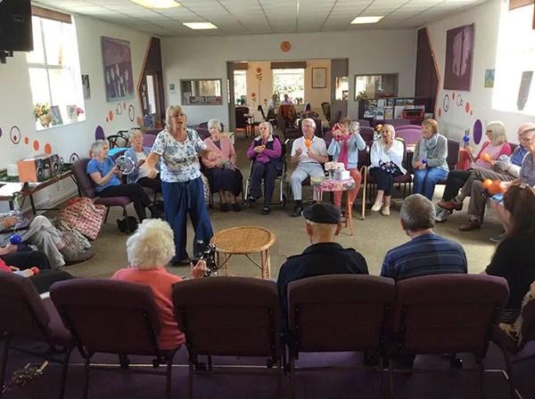 Music for Health Dementia