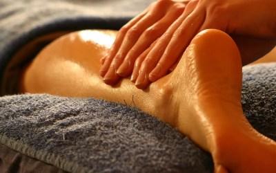 Holistic massage wins hands down at Safe Haven Dementia Centre