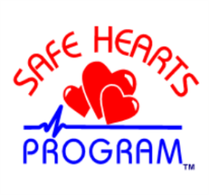 safe Hearts logo