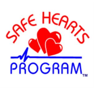 safe Hearts logo