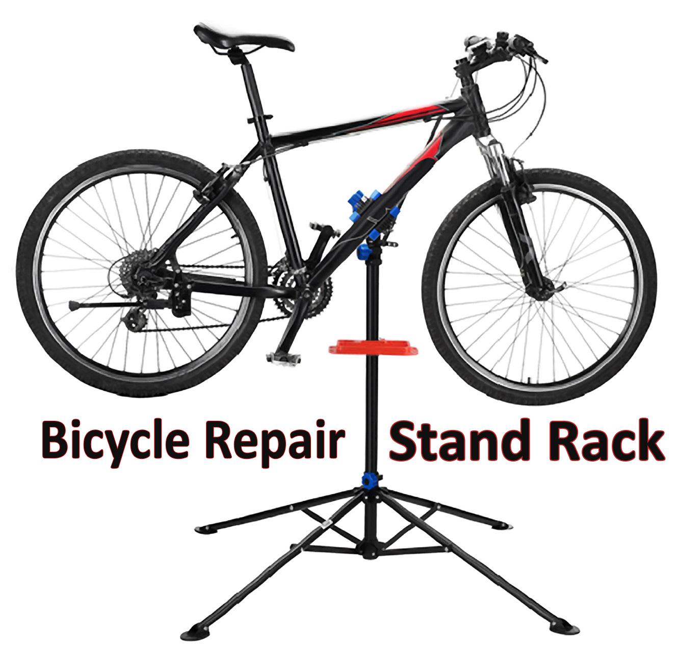 Pro Home Mechanic Folding Adjustable Bike Bicycle Cycle