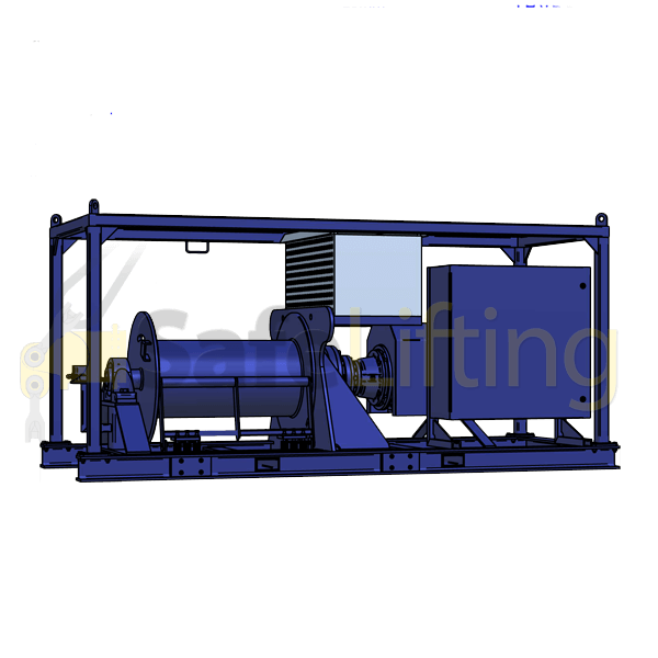 winch 5t electric Safelifting safe lifting