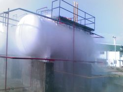 Water Spray Systems Safelincs