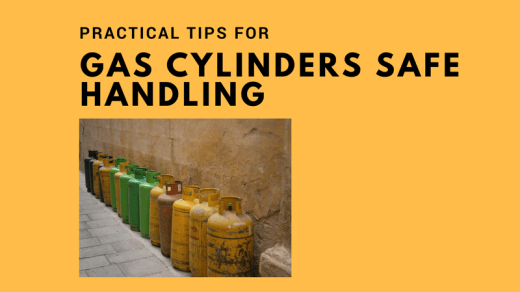Safe Handling of Compressed Gas Cylinders