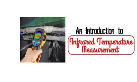 infrared temperature measurement