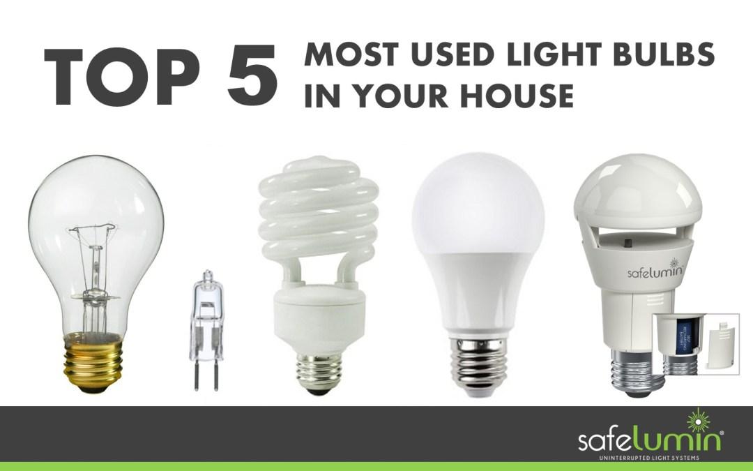 Do you know your light bulbs?