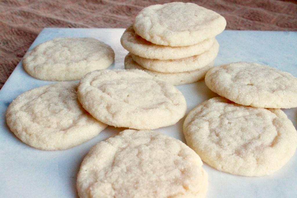 Egg Free Sugar Cookies