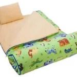 Wildkin Safer Sleeping Bags (& Giveaway)
